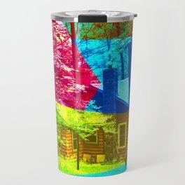 Cabin Trip Travel Mug