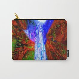 Mystic Falls Carry-All Pouch