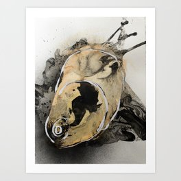 Oyster #1 Art Print