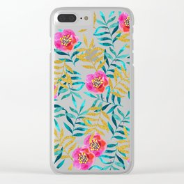 Floral Sweetness #society6 #decor #buyart Clear iPhone Case