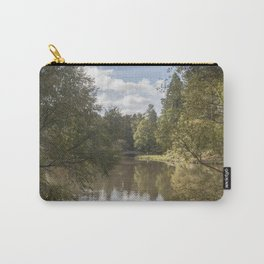 Early Autumn Reflections Carry-All Pouch