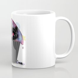 Galaxy Cupcake Coffee Mug