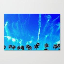Vapors Canvas Print