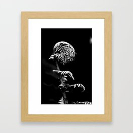 Fern Friend/New Beginnings Framed Art Print
