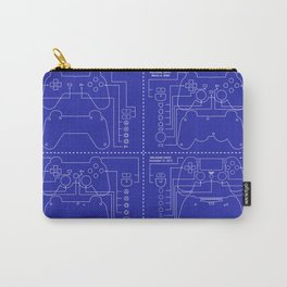 Construction of game console Carry-All Pouch