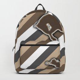 Cowboy Rodeo Bucking Horse Design Backpack