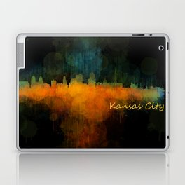 Kansas City Skyline UHq v4 Laptop & iPad Skin