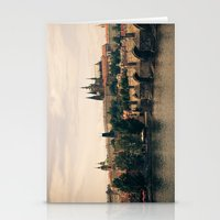 prague Stationery Cards featuring Prague by maisie ong