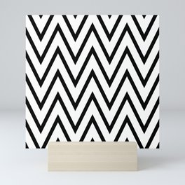 Simplified motives pattern 8 Mini Art Print
