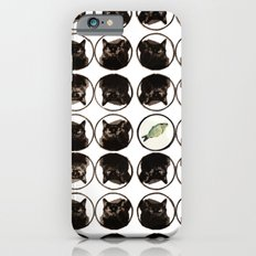 Cat, Cat, Fish Slim Case iPhone 6s