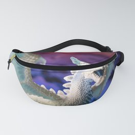 Ice Dragon 3 Fanny Pack