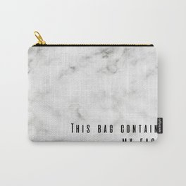 LIKE LIFE BAG MARBLE Carry-All Pouch