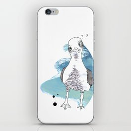 Steven Seagull iPhone Skin