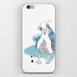 Steven Seagull iPhone Skin