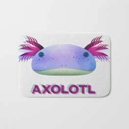 Axolotl Friend Bath Mat