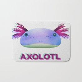 Axolotl Friend Bath Mat