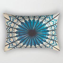 Blue orient  Rectangular Pillow