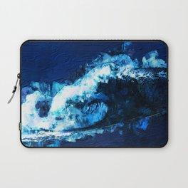 Blue wave Laptop Sleeve