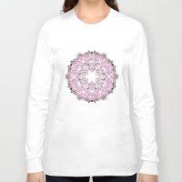 circle Long Sleeve T-shirts featuring Circle by AstridJN