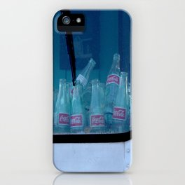 Empty Bottles Empty Dreams iPhone Case