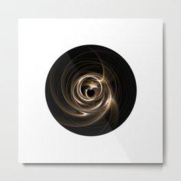 Abstract 17 001e Metal Print