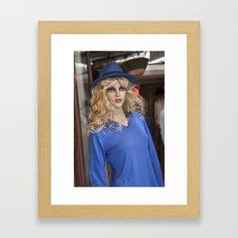 Mannequin 85 Framed Art Print