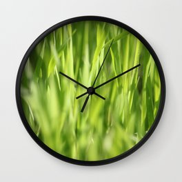 Ever Green Wall Clock