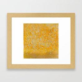 Landscape Dots - Breath Framed Art Print