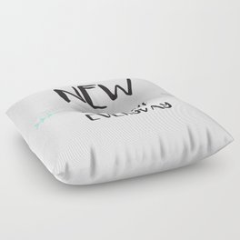 New Journey Everyday Floor Pillow