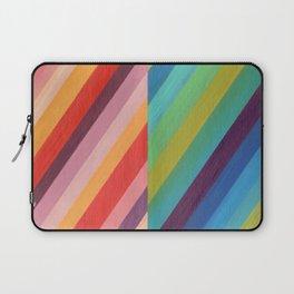 Stripey Hues Laptop Sleeve