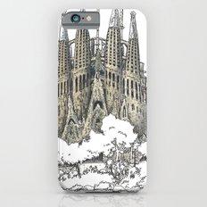Sagrada Familia, Barcelona Slim Case iPhone 6s