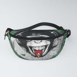 No Future One-Way Ticket 3 Fanny Pack