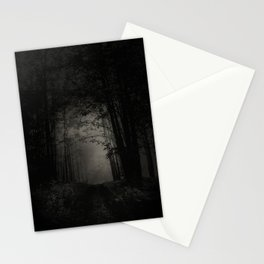 SEARCHING FOR THE LIGHT Stationery Cards