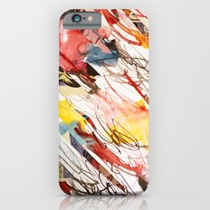comic letter 2 iPhone 6s Slim Case