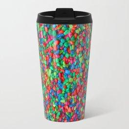 Rainbow gravel Travel Mug