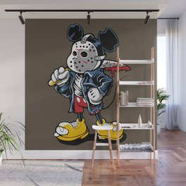 Mickey Vorhees Wall Mural