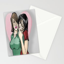 Peppermints and Passions... Stationery Cards