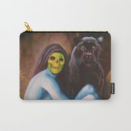 Seated Sorcerer Carry-All Pouch