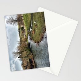 River Wye at Bakewell Stationery Cards