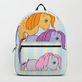 g1 my little pony collectors Backpack