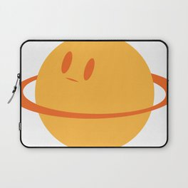 Cute Little Unimpressed Saturn Laptop Sleeve