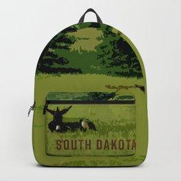 Where the Donkeys Sleep Backpack