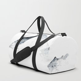 MOUNT EVEREST mountainsplash grey Duffle Bag