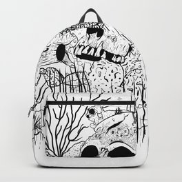 Down where it's wetter Backpack