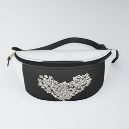 Lucky in Love Fanny Pack