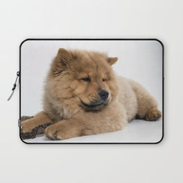Chow Chow Chilling Laptop Sleeve