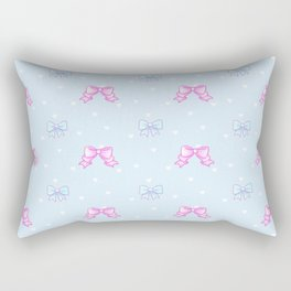 Bowsie wowsie Rectangular Pillow