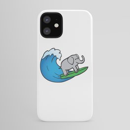 Of Trunks and Tides iPhone Case