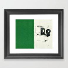 Slideshow Framed Art Print