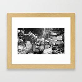Modern Movement Framed Art Print